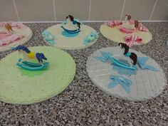 PME Sugar Paste Module Course at Jane Asher Party Cakes.
