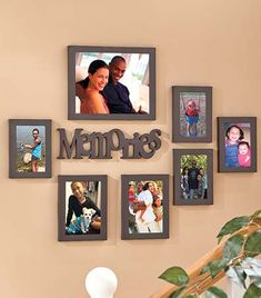 8-Pc. Family Memories Frame Sets