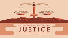 Verse of the Day from Logos.com   이사야 5:15-16, 여느 사람은 구푸리고, 존귀한 자는 낮아지고, 오만한 자의 눈도 낮아질 것이로되, 오직 만군의 여호와는 정의로우시므로 높임을 받으시며, 거룩하신 하나님은 공의로우시므로 거룩하다 일컬음을 받으시리니,