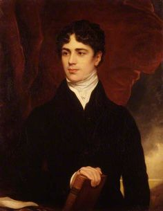 John George Lambton, 1st Earl of Durham by Thomas Phillips, 1820