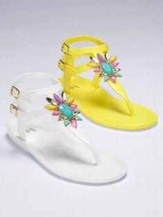 VS Collection NEW! Jeweled Jelly Sandal #VictoriasSecret http://www.victoriassecret.com/shoes/beach-sandals/jeweled-jelly-sandal-vs-collection?ProductID=108529=OLS?cm_mmc=pinterest-_-product-_-x-_-x