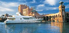Or will it be Atlantis in the Bahamas