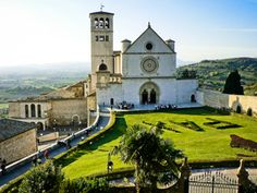 Basillica of St Francis Asissi - Italy 2014