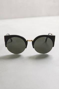 Anthropologie's New Arrivals: Super Retro Sunglasses - Topista
