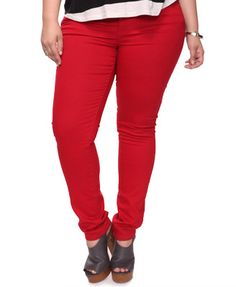 shop patterned & colored plus-size jeans, a curated collection