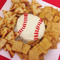Whether you're a Red Soxs fan or a Chicago Cubs fan, this recipe will make everyone a fan! #Parrano