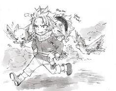 So cute! Fairy Tail