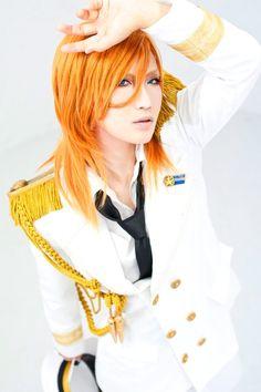 Ren Jinguuji from Uta no Prince-sama cosplay || anime cosplay