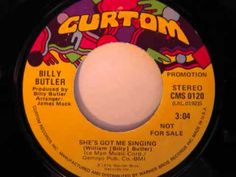 Billy Butler- She's Got Me Singing
