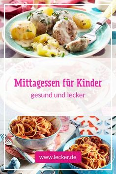 Top 5 lunches for kids your little ones will love Top 5 Mittagessen für Kinder, die deine Kleinen lieben werden Lunch Recipes, Baby Food Recipes, Healthy Recipes, Healthy Meals, Homemade Baby Foods, Le Diner, Spaghetti Recipes, Southern Recipes, Main Meals