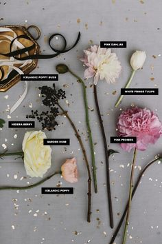 Simple pink bouquet recipe   Photo by Feather and Twine Photography   Read more - http://www.100layercake.com/blog/?p=73831