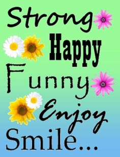 "Funny fridge magnets 2.5""x3.5"" Flower magnet sayings sunflower Daisy magnet #Unbranded"