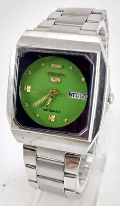 Vintage Seiko 5 Automatic 21j Movement No.6319A Japan Made Men's Watch..  | eBay