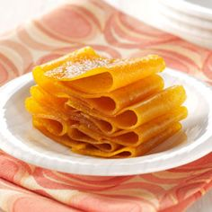 Apricot Leather Recipe - Homemade Fruit Roll Ups!  Who knew!