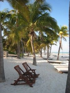 sunsand and safety; isla mujeres