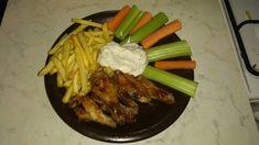Édes chilis csirkeszárny Ranch dressinggel Chili, Beef, Chicken, Food, Meat, Chile, Essen, Meals, Chilis
