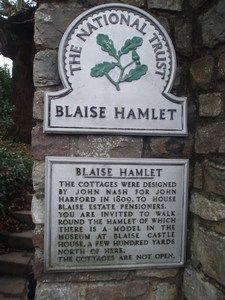 Blaise Hamlet