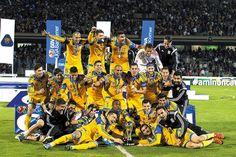 Tigres se corona campeón del fútbol mexicano en dramática final