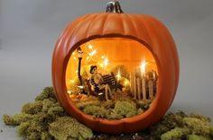 6 No-Carve Pumpkins That Pop!