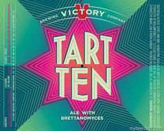 mybeerbuzz.com - Bringing Good Beers & Good People Together...: Victory - NEW Tart Ten Ale With Brettanomyces Bott...