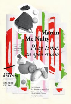 Play time, Martin Mc Nulty – Jean-Claude Chianale