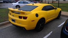 Image result for 2012 camaro high wing spoiler
