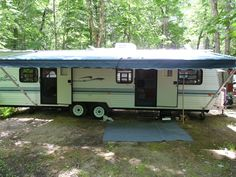 Camping Season: Living With a Cat, in a Camper Trailer
