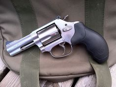 Smith & Wesson Model 60 (courtesy The Truth About Guns)