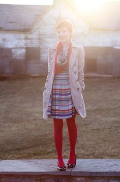 The Clothes Horse: The Clothes Horse x Modcloth Spring Remix