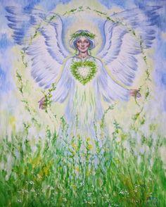 Menadel angel of naturopathy  and herbs