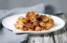 Chips und gute Filme passen zusammen wie die Faust aufs Auge. Und wenn sie selbstgemacht sind, schmecken sie auch noch viel besser. Stuffed Mushrooms, Vegetables, Food, Good Movies, Eye, Homemade, Food Food, Recipies, Stuff Mushrooms
