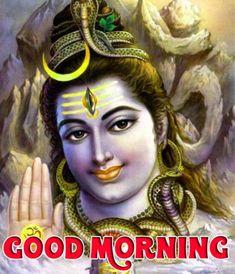 best hindu Good Morning mahadev photo free download