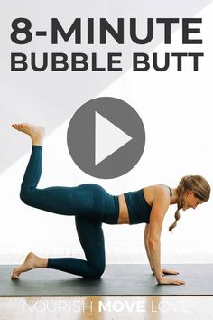 At Home Glute Workout, Leg Day Workouts, Squat Workout, Workout Videos, At Home Workouts, Best Butt Lifting Exercises, Lifting Workouts, Bum Exercises For Women, Glute Activation Exercises