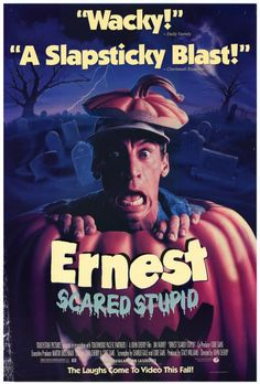 Ernest Scared Stupid Movie Posters From Movie Poster Shop