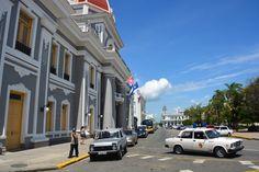Cienfuegos Plaza Mayor