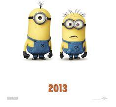 Gru 2, se estrena en 2013!