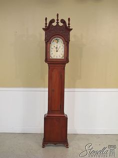 76 Best Clocks Images Grandfather Clocks Antique Watches
