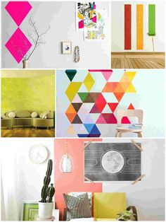 34 wall design ideas for your own home