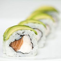 Craving a tuna melt? A tuna-and-cream-cheese sushi roll will satisfy — but for 600 calories less. | Health.com