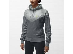Nike Windrunner Women's Jacket - $85.00- Two tone with a hint of neon