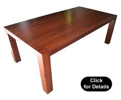 """""""Gwelup""""Jarrah 8 Seat Dining Table"""