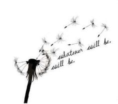 dandelion wrist tattoo - Google Search