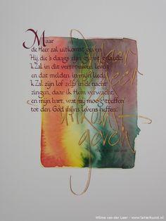 Over mij » Letterkunst