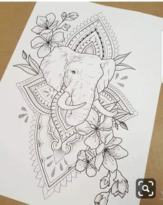 Best tattoo elephant buddha life ideas tattoo buddha face over dreamcatcher round pattern esoteric vintage vector illustration indian buddhism spiritual art hippie tattoo spirituality thai god yoga zen coloring book pages for adults Elephant Tattoo Meaning, Elephant Tattoo Design, Elephant Tattoos, Elephant Thigh Tattoo, Elephant Design, Future Tattoos, Love Tattoos, Body Art Tattoos, Small Tattoos