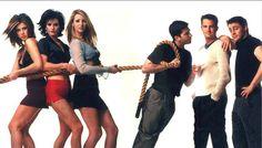 El lado oscuro de los 6 personajes de Friends