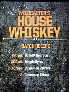 Bulleit Bourbon drink