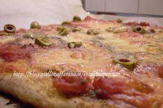 Pizza integrale