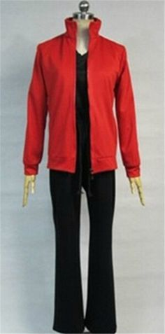 Vicwin-one Kagerou Project Kisaragi Shintarou Cosplay Costume -- Details can be found by clicking on the image.