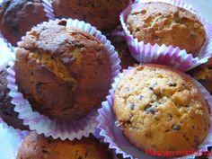 Maanan matkassa: Marianne-muffinssit