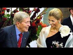 Prins Claus & Prinses Maxima bij staatsbezoek Juan Carlos in Nederland - YouTube